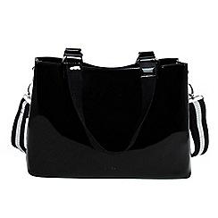 Parfois - Black jacob basic shopper bag