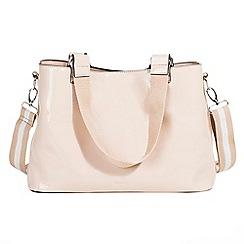 Parfois - Taupe jacob basic shopper bag