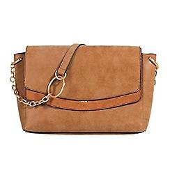 Parfois - Camel brown jacob basic cross bag