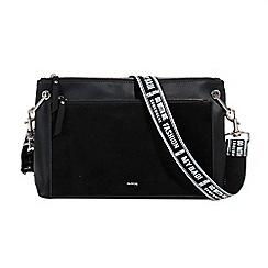 Parfois - Black jacob basic cross bag