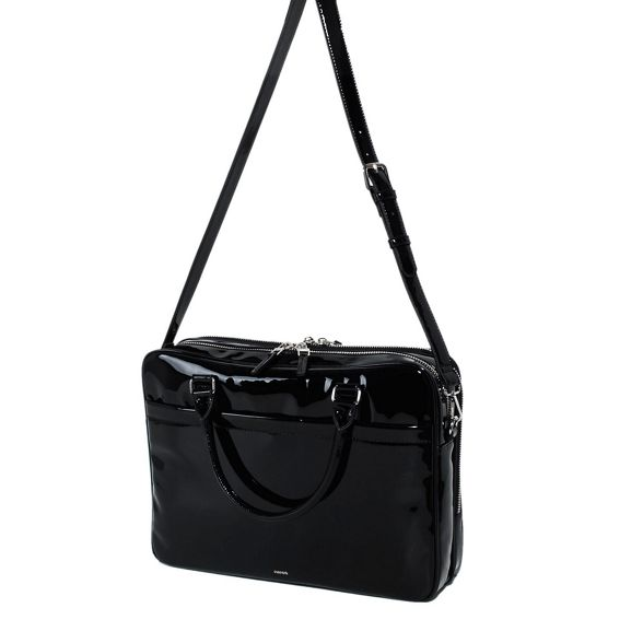 Black Parfois jacob briefcase basic Black basic Parfois jacob azn5XqSE
