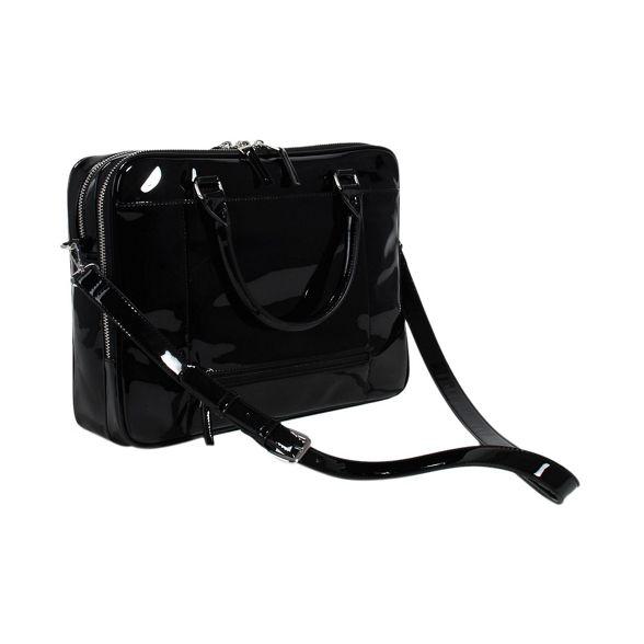 Parfois Black briefcase Parfois Black jacob jacob basic basic B0tqBxrwIn
