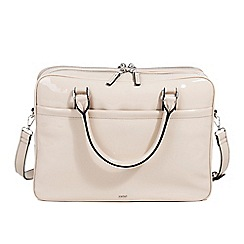 Parfois - Taupe jacob basic briefcase