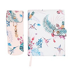 Parfois - Multicoloured paradise notebook