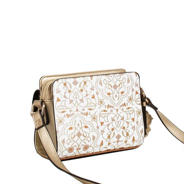 cross Rania Parfois Gold Parfois bag Rania Gold qOwOI0X