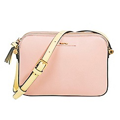 Parfois - Pink marcha cross bag