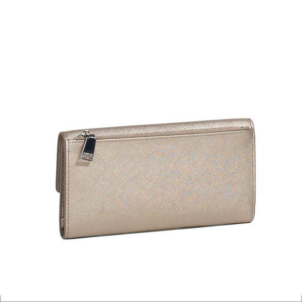 wallet Parfois Metallic Metallic basic Parfois feather Oq4UqZg