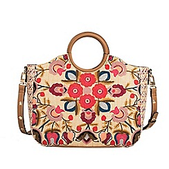 Parfois - Flora shopper bag