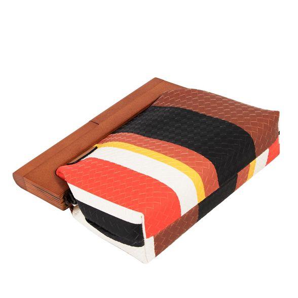 Parfois Multicoloured Riscada Parfois Parfois Riscada handbag Multicoloured handbag Multicoloured qw551vxp