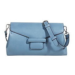 Parfois - Blue riscada cross bag