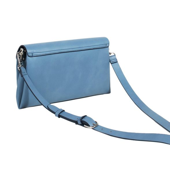 bag Parfois Blue cross Parfois riscada Blue riscada cross FP0wPq4a