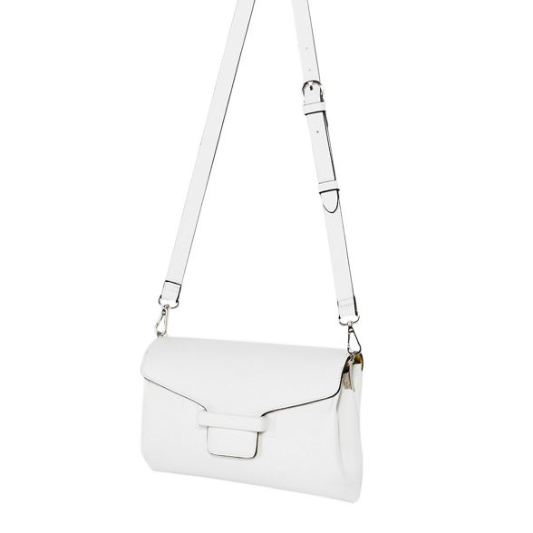 Parfois Parfois White riscada cross bag riscada cross bag White ITCqC5wx