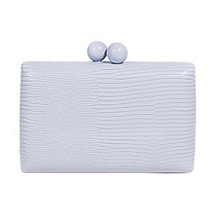 Parfois - Lilac lilo party clutch