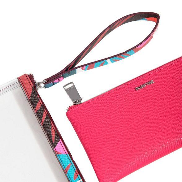 Parfois basic cosmetic Pink Pink purse Parfois pfvfT