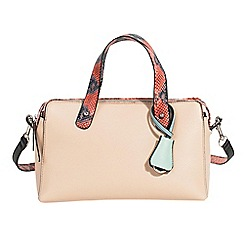 Parfois - Beige city cross bag