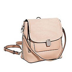 Parfois - Light pink city backpack