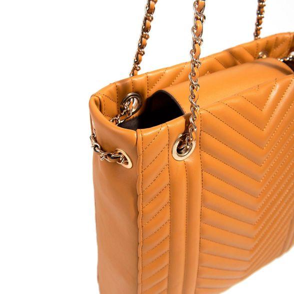 shopper Yellow Yellow ibiza Parfois Parfois bag ibiza bag shopper xrwZqr