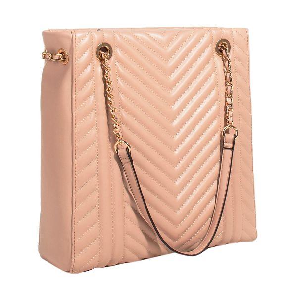 Parfois shopper Pink ibiza ibiza bag Pink Parfois RxEnqTF