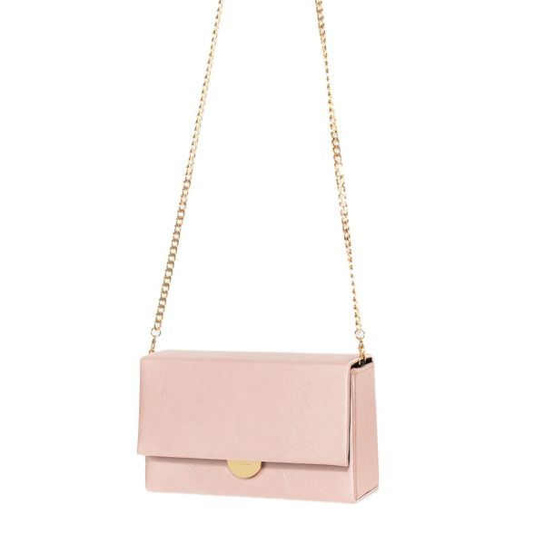 party clutch bag maison Parfois Pink qExPTv