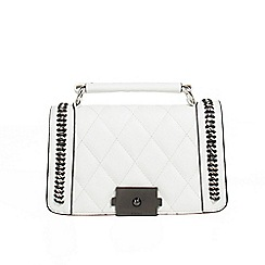 Parfois - White gabi cross body bag