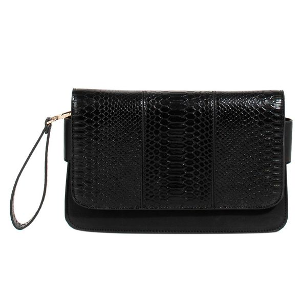 michele Parfois bag cross Black Black Parfois dtwzvqv