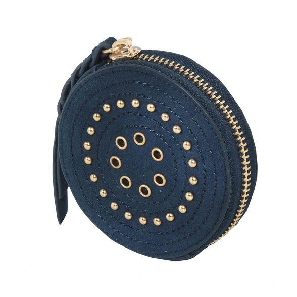 Parfois Navy roller Navy Parfois wallet HwHPFrqa