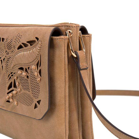 Parfois cross body bag Camel jessy rxFqrB