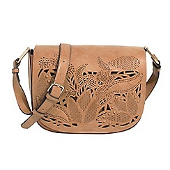 Parfois - Brown jessy cross bag