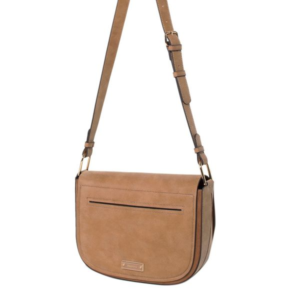 bag jessy cross Brown Parfois Parfois Brown zwPX01X