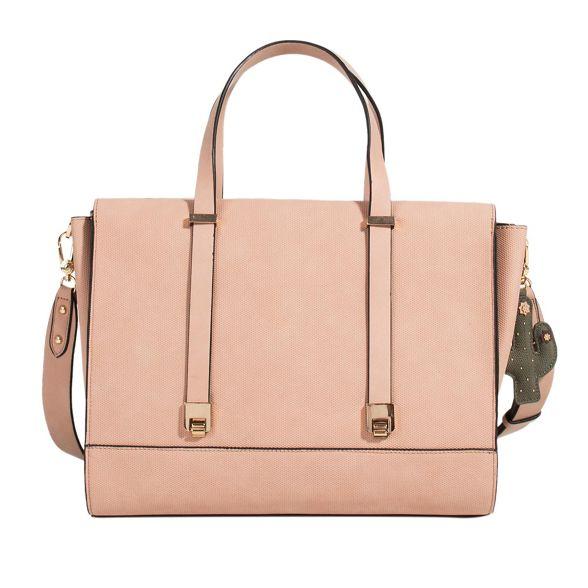 Parfois Parfois leyre briefcase Pink Parfois leyre Pink Pink leyre briefcase briefcase rxXrRAwFq