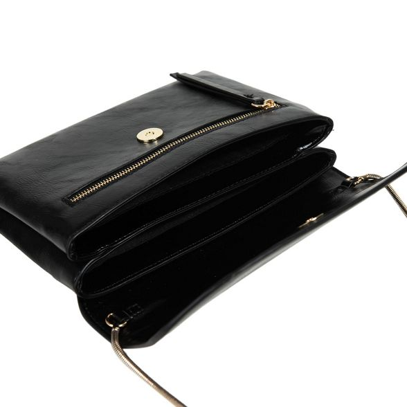 clutch Black baloo party bag Parfois xF1Xqfaw