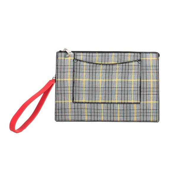 Parfois Parfois tartana Multicoloured handbag Multicoloured 6gxwqn