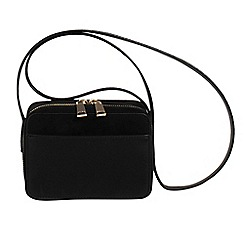 Parfois - Black television cross body bag