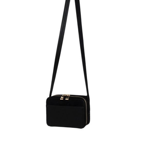 bag television Parfois Black body cross wfxXPq