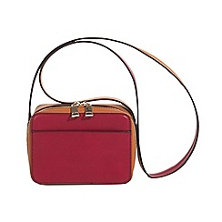 Parfois - Camel television cross body bag