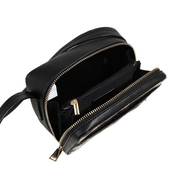 Black bag television body cross Parfois UwCqPdSP