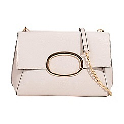 Parfois - Off white juanita cross body bag