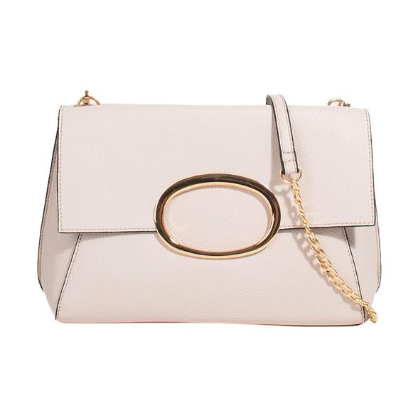 bag Off Parfois body juanita cross white gwXYTa