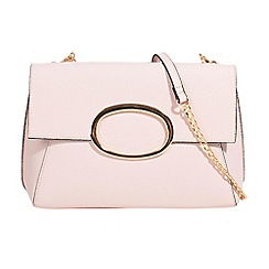 Parfois - Pink juanita cross body bag