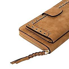 Parfois - Camel roller wallet
