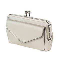 Parfois - Silver spot multi-purpose pouch