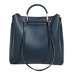 Parfois - Navy lyra shopper bag