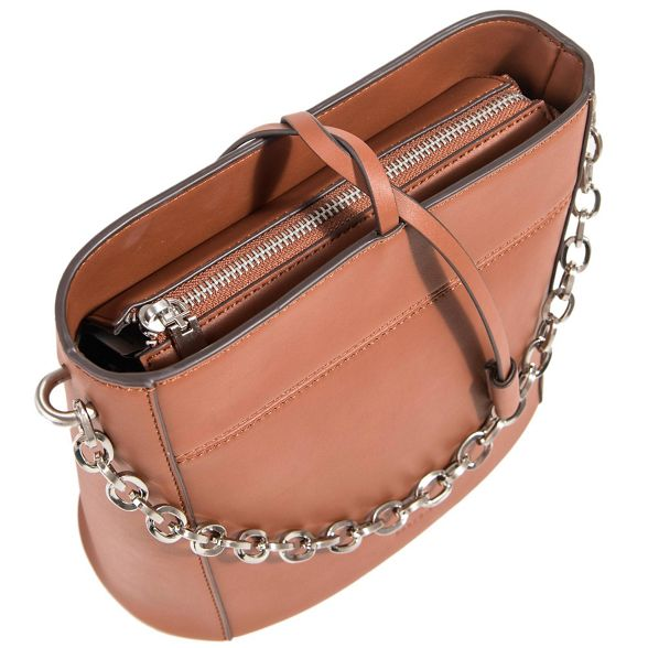 Parfois handbag Brown Parfois Brown new checks T1g75qg