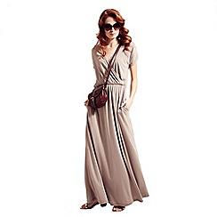 HotSquash - Grey Maxidress With CoolFresh