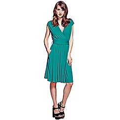 HotSquash - Sleeveless knee length dress