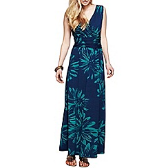 HotSquash - V neck maxi dress made with CoolFresh