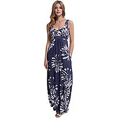 HotSquash - Empire line maxi dress in coolfresh fabric