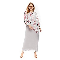 Evans - Lily overlay maxi dress