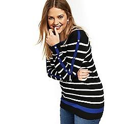 Evans - Stripe jumper