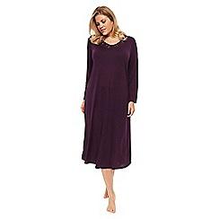 Evans - Purple nightdress